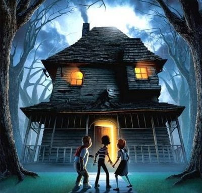 Monster House: La casa de los sustos.